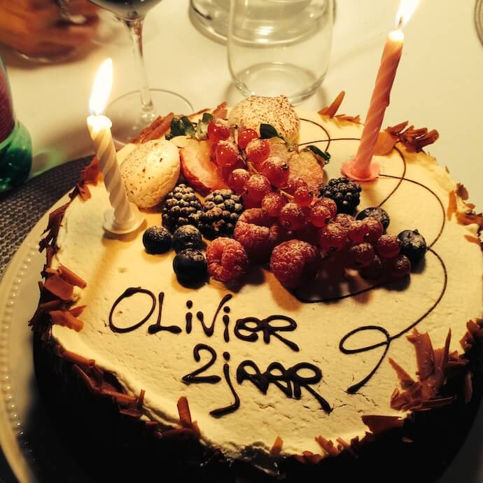 DJ Verjaardag Olivier
